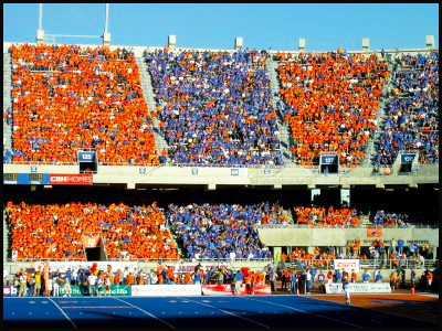 Boise State Football Game