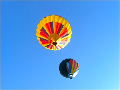 Meridian Hot Air Balloons