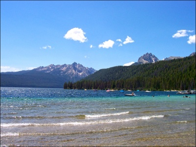 Ketchum Redfish Lake