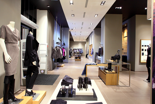 Trendy Clothing Store
