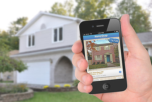 Carfax For Homes? Impressive New iPhone App For Researching Homes