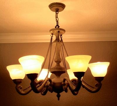 Incandescent Lighting & Light Options